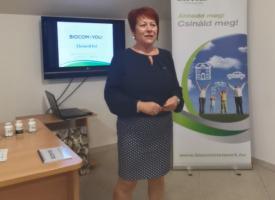 Mosonmagyaróvári Életmód Est a TM TEAM szervezésében a Csordás-csapatban