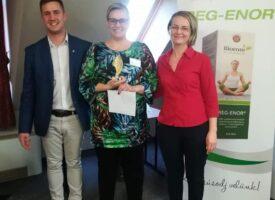 Kilencezer forintos jutalékában már meglátta a GYED kiegészítési lehetőséget Reichné Szücs Andrea