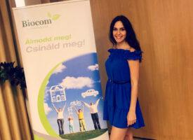 Haskó Harmat Anita beleszületett az üzletbe, s a biztonságot jelentő 'B' tervből felső polcra került a Biocom a Vajdaságban, a Molnár-ágon