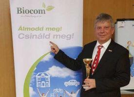 Harmat Csaba Arany HV lett a Molnár-ágon – a vajdasági csapat vezetője életre szóló lehetőségként tekint a Biocomra, két évtizede