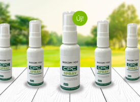 Vírusok és baktériumok ellen: CPC-spray a Biocomban, a mindennapos szájhigiénia részeként!