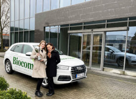 2021 februárjában hatodjára hozhatta el a 40 ezer pont felett szárnyaló Horváth család a céges autók egyikét a Vass-ágon