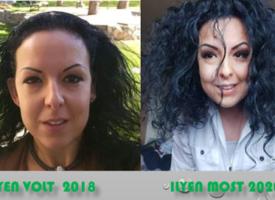 Az is öröm, ha valaki a haját duplázza – Ujvári Zsuzsi látványos tapasztalata