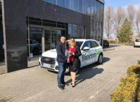 Márciusban a Biocomos-matricás Audival száguldottak az üzletben Beta Kádár Tündéék – az águk már 346 ezer pontnál tart!