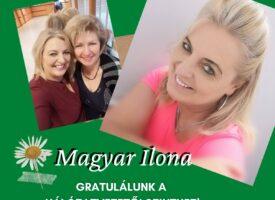 Most már mer nagyot álmodni Magyar Ilona, aki rengeteg akadályt leküzdve lett HV a Kosiba-ágon