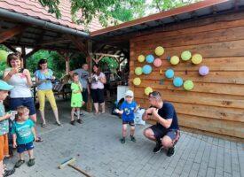 Felvidéki családi nap – a szlovákiai Pálfi-Kis-ág Simonics Éva által vezetett csapata kihasználta az offline találkozás lehetőségét