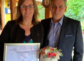 Jólétben, élvezetes munkával, egészségre, jó emberi kapcsolatokra tehet szert – így lett Ezüst HV Szegedi Brigitta a Vass-ágon