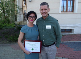 Egy tréning, az édesanyai ragaszkodás és az ágvezetői segítség terelte a Biocom vezetői útjára Demeter Melindát a Tasnádi-ágon