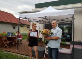 Nyáron is aktívak, s már készülnek a dinamikus őszre Vörös-Kovács Katalin csapatának tagjai a Vass-ágon